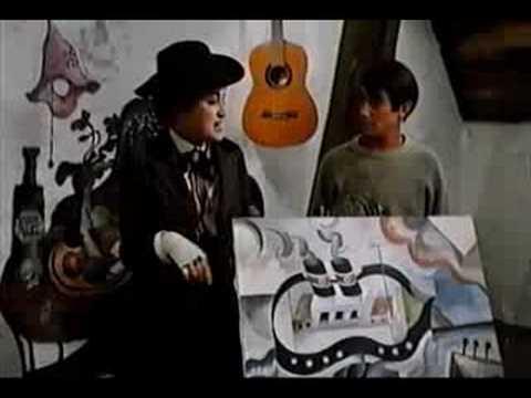 Picasso & Ingrid Svensson-Guggenheim
