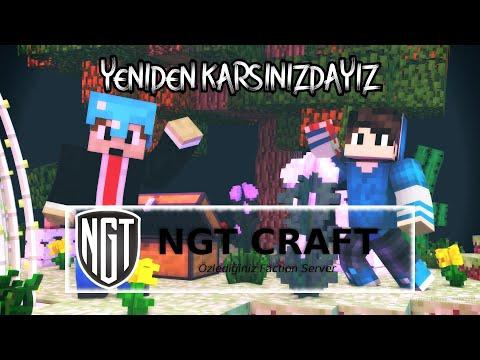 Minecraft Hard Faction # NGTCRAFT # Yeniden Karşınızdayız