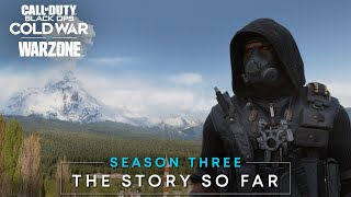 The Story So Far | Season Three | Call of Duty®: Black Ops Cold War & Warzone™
