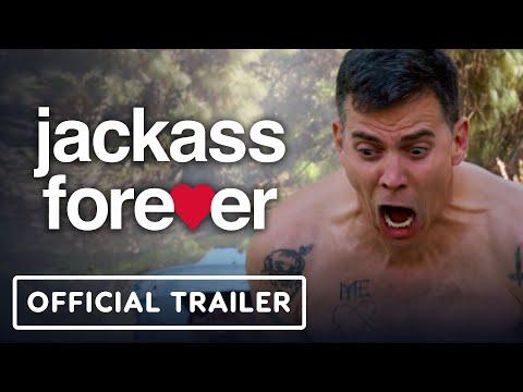 Jackass Forever - Official Trailer (2021) Johnny Knoxville, Steve-O