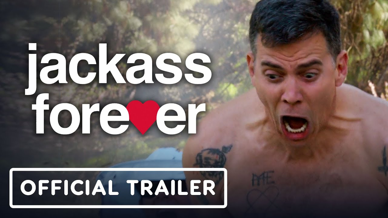 Watch the trailer for Johnny Knoxville's 'Jackass Forever'