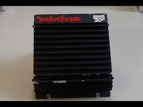 hqdefault old school rockford fosgate punch 30hd sound quality test youtube rockford fosgate punch 75hd wiring diagram at readyjetset.co