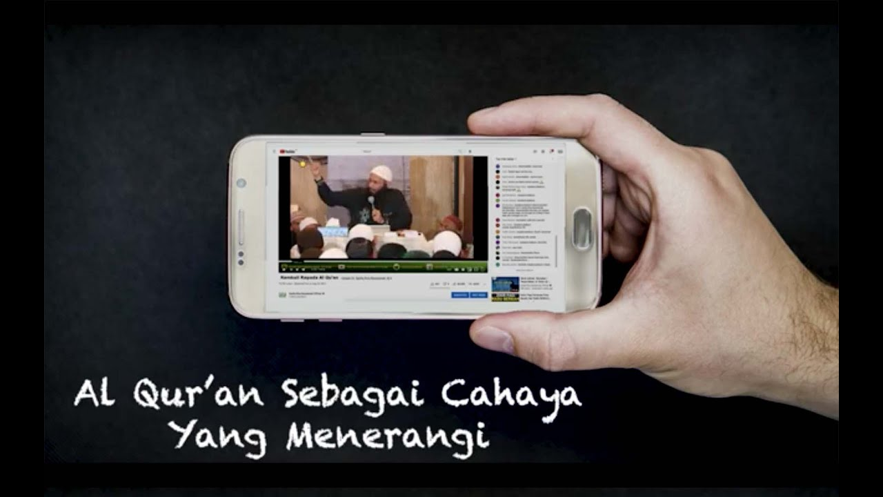 Download Al Qur'an Sebagai Cahaya Yang Menerangi - Ustadz Dr Syafiq Riza Basalamah MA