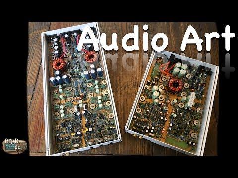 100 watt Amp? Yeah, right! 1997 Audio Art 100HC Amp Dyno Test