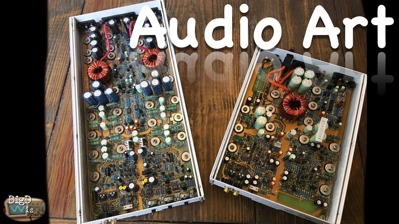 100 Amp Disconnect >> 100 watt Amp? Yeah, right! 1997 Audio Art 100HC Amp Dyno Test - YouTube