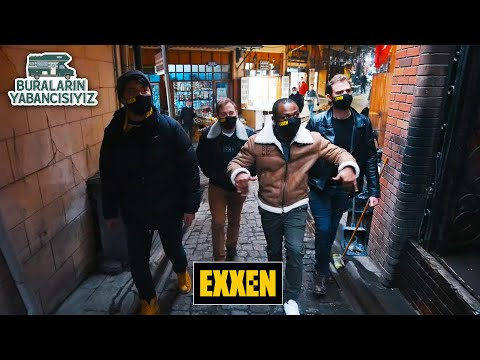 #BuralarınYabancısıyız Ikinci Bölümüyle #EXXEN'de 💛exxen.com'a Gir, üye Ol Ve Hemen Izlemeye Başla!