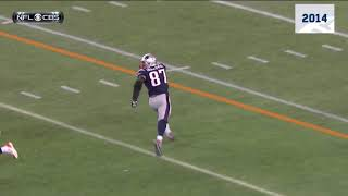 Download Rob Gronkowski best career plays with Tom Brady - Patriots
