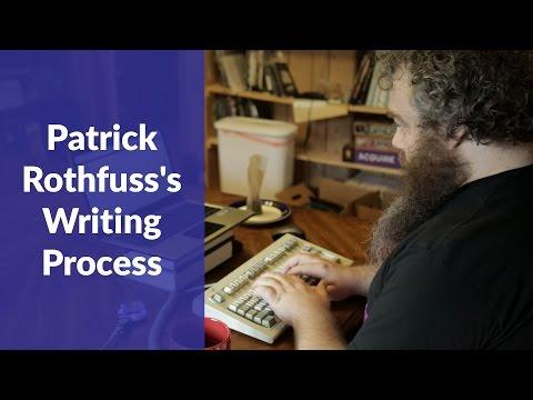Patrick Rothfuss's Writing Process (Wisconsin Writes)