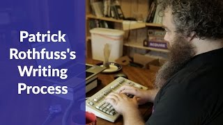 Patrick Rothfuss's Writing Process (Wisconsin Writes)