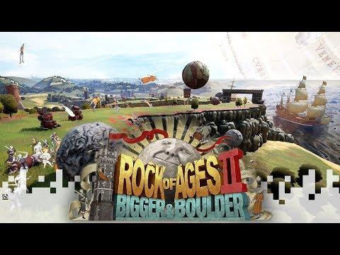 ROCK OF AGES 2: BIGGER AND BOULDER - Let's Roll!