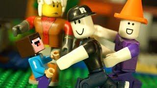 ROBLOX ⭐️ Лего Нубик Майнкрафт Мультики Все Серии Подряд Мультфильмы для Детей СБОРНИК DIY Игрушки