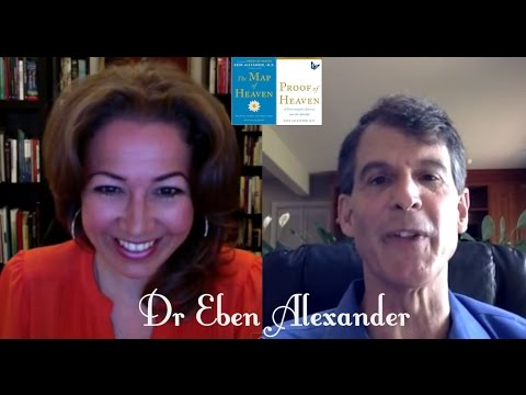 Dr. Eben Alexander - Map of Heaven & How Science Prove the Afterlife (Subtítulos en español)