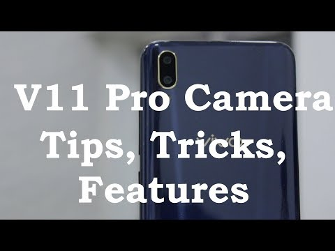 Vivo V11 Pro Camera Tips, Tricks and Features