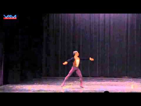 Lawrence Chen 18 Giselle YAGP 2016 SAN DIEGO