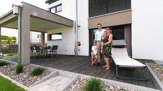 ALBERT Haus Erfahrungen Familie Pausch - schlüsselfertige Fertighäuser