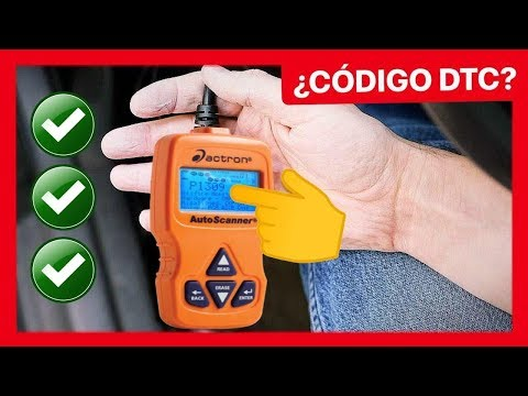 ✖ Todo lo que necesitas saber sobre los códigos DTC - OBD2 ✖