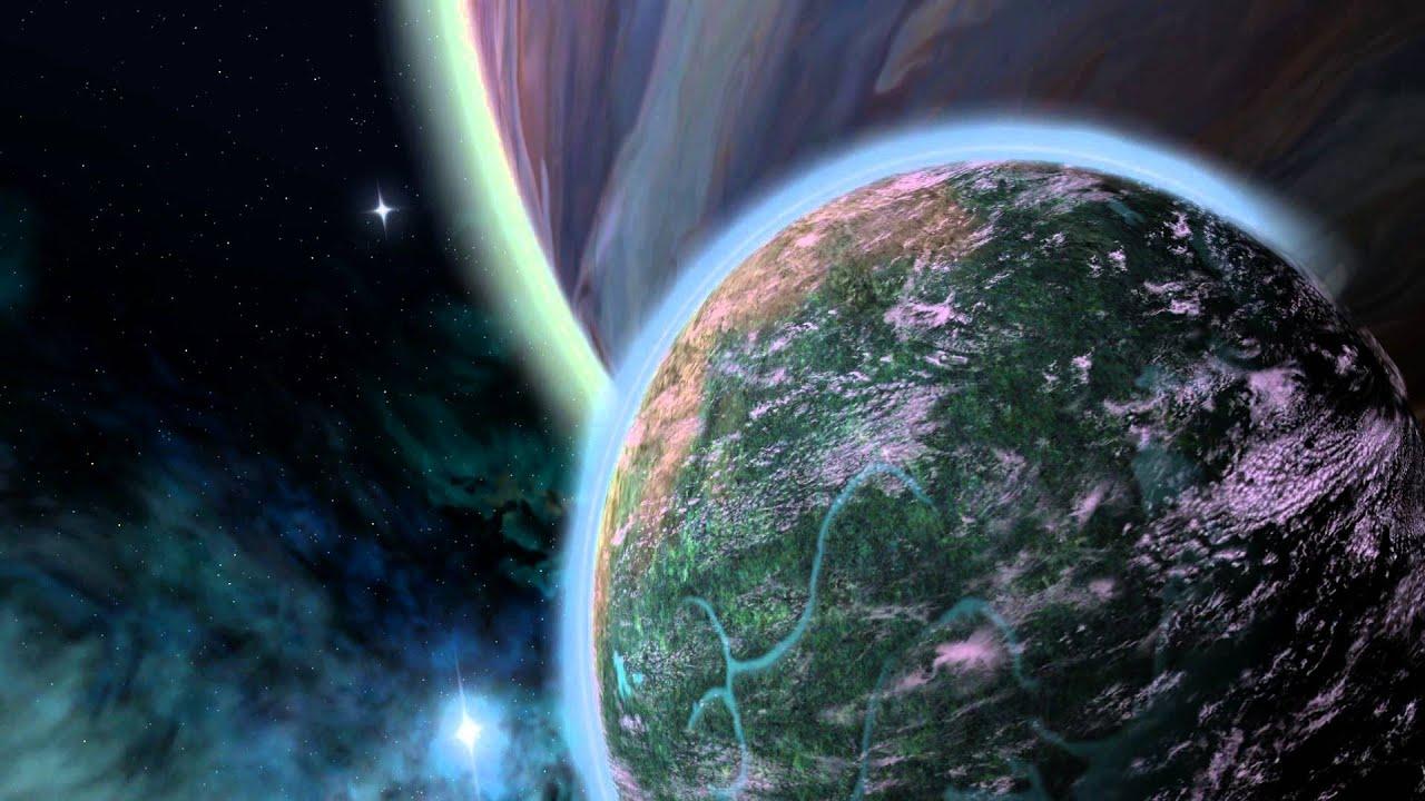 Star Wars Galaxies Wallpaper: Endor Moon [Live Wallpaper]