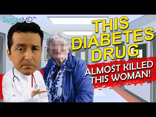 Almost Died: Diabetes Drug Induced Diabetic Ketoacidosis Case