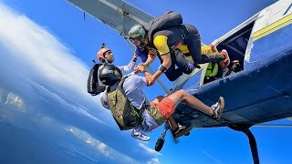 Skydiving in Florida -  The best jumps of October 2016