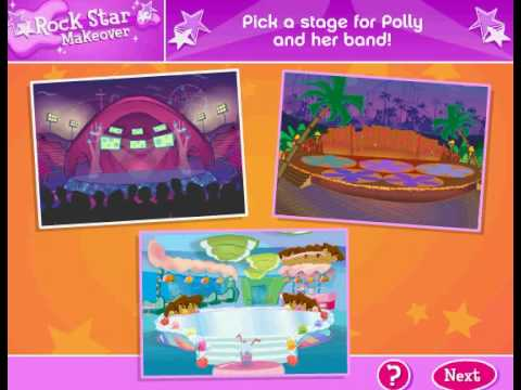 Ride with Polly Pocket Game - Play online at Y8.com