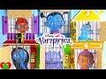Vampirina Disney Jr Jail Rescue with LOL Surprise Doll Prank