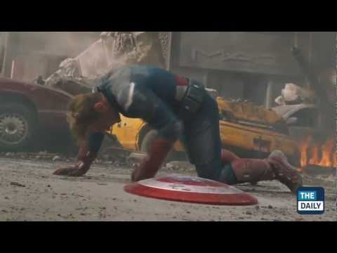 Avengers Epic Effects: Battle for NYC