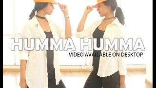 Humma Humma | Bombay | MJ Style | Naach Choreography
