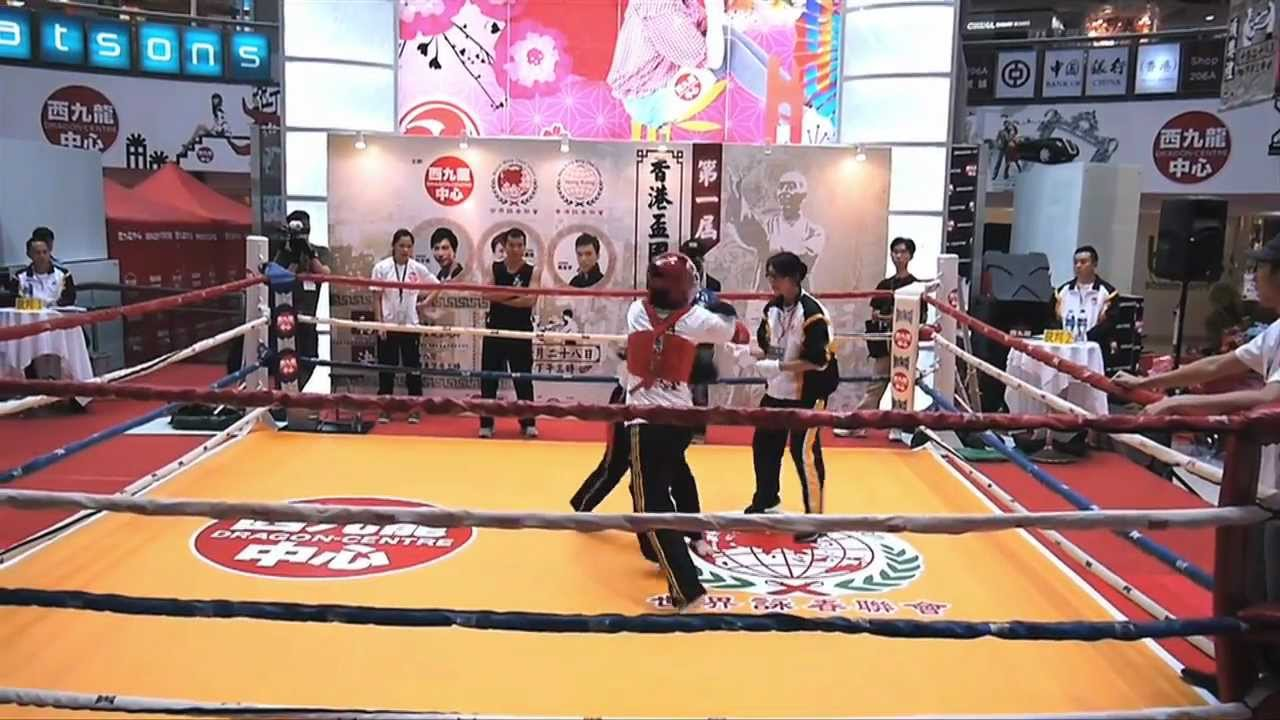 第一屆香港盃國際詠春大賽 - 精華片段