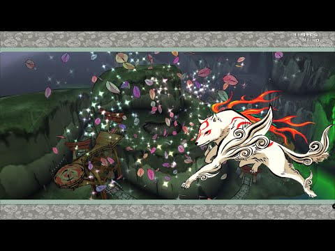 Okami HD: Part 1 - Reviving stone villagers |
