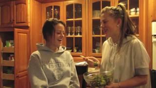 Broccoli and Mushroom Stir Fry - Sarah Pearson
