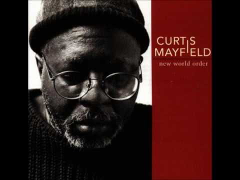 Curtis Mayfield ~ Oh So Beautiful