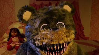 Bear Animotion Mask - Spirit Halloween