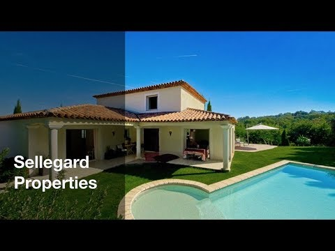 House for sale in Cannes Croix des Gardes on the French Riviera