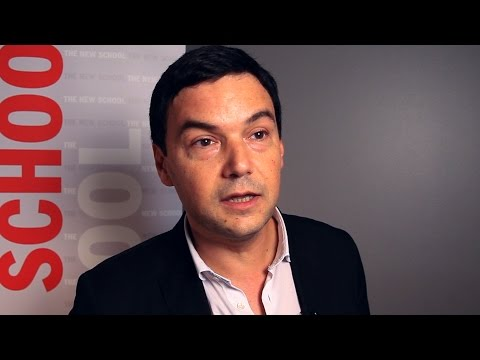 "Public Programs Express: Thomas Piketty - ""There Is No Economic Science"" 