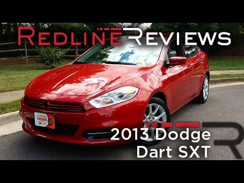 2013 Dodge Dart SXT Review, Walkaround, Exhaust, & Test Drive