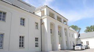 Zamek Biskupi - Janów Podlaski - Modernizacja Roku