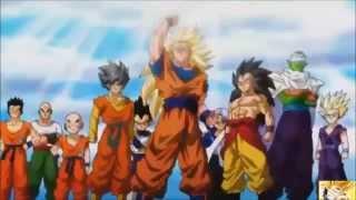 Repeat youtube video dragon ball z la batalla de los dioses (fiesta pagana mago de oz)
