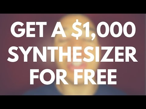 Sampling on Maschine | How I Got a $1739 Vintage Synthesizer For FREE!