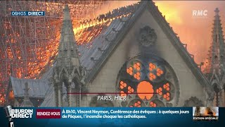 Incendie à Notre-Dame de Paris: quelle est l'ampleur des dégâts?