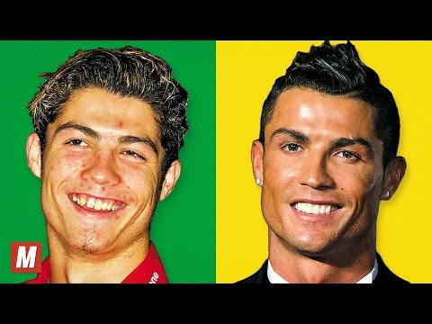 Cristiano Ronaldo | From 2 To 32 Years Old