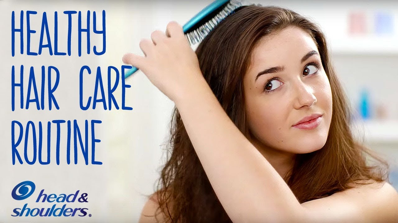 How to Get Healthy Hair | Healthy Hair Tips - YouTube