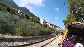 Binaural Soundscape Tram Ride, Soller Old Town to Soller Port, Mallorca