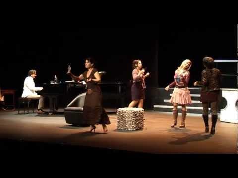 Quatre Archets pour un Secret CLIP de la Comédie musicale