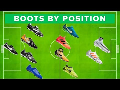 Football Boots by position? REVEALED! | Unisport Uncut 49