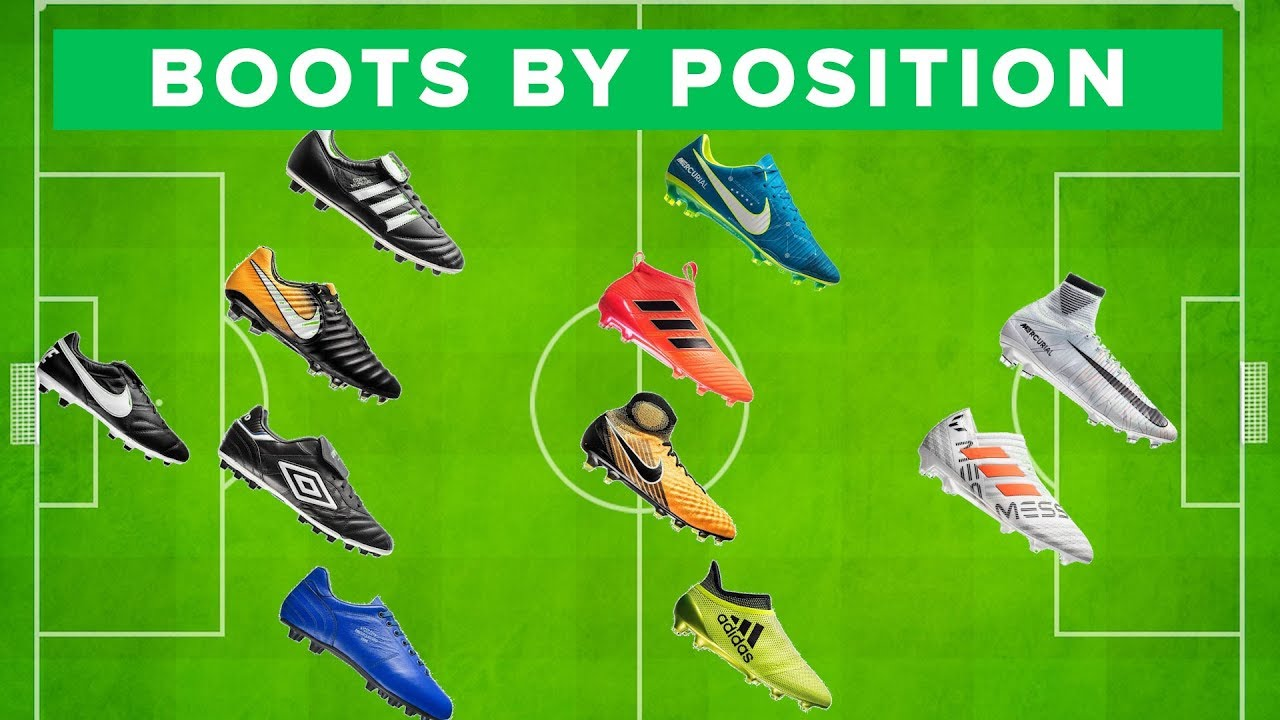 types of nike football boots