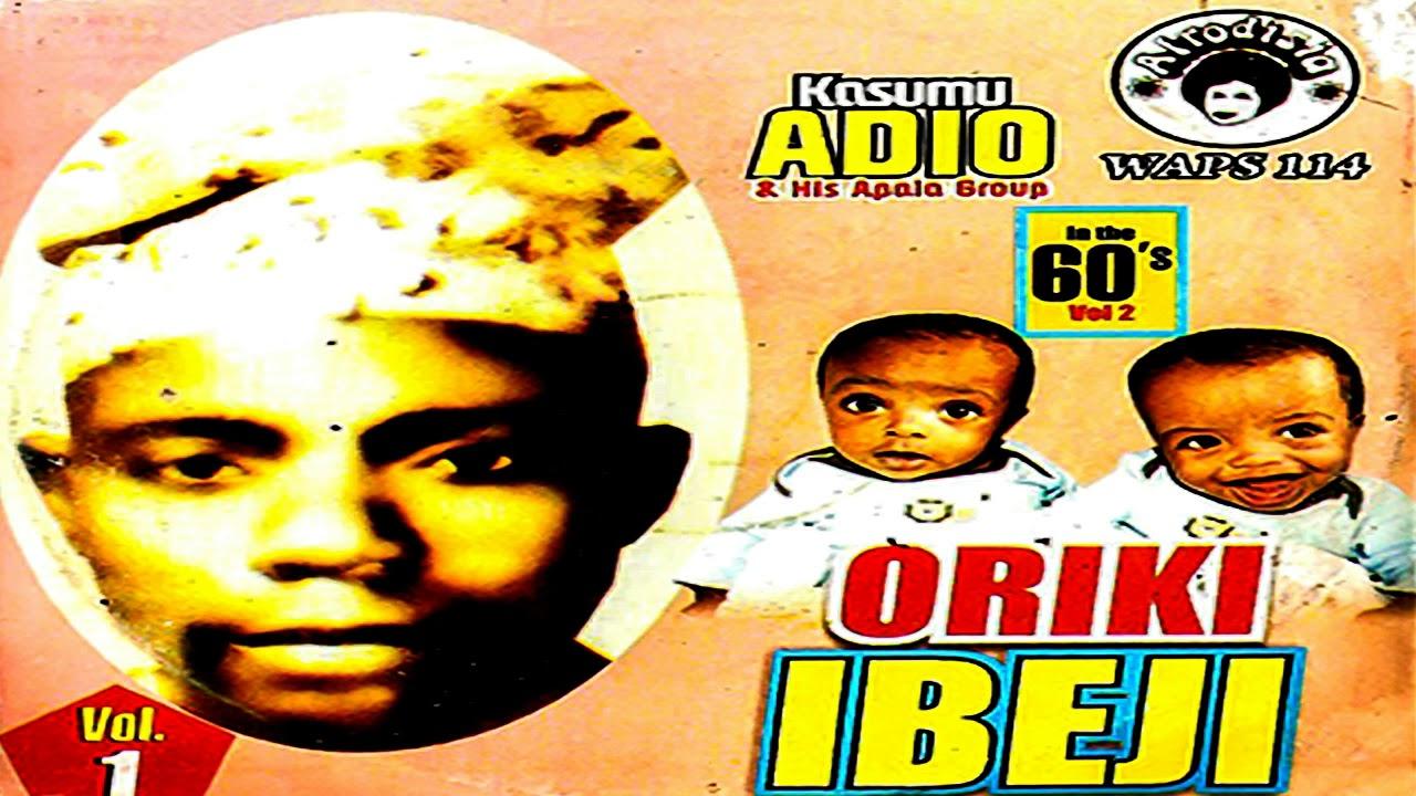 Download Kasumu Adio   Oriki Ibeji - 2019 Yoruba High-life Music New Release this week 😍