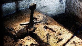 'Gươm trong Đá' Huyền Thoại CÓ THẬT và Bạn Có Thể Ghé Tham Quan | Khoa Học Huyền Bí