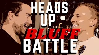Heads Up Bluff Battle: 888poker Pro Edition