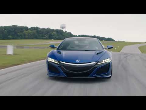 """Acura NSX at VIR """"It Does Skids"""" -- /DRIVE on NBC Sports"""