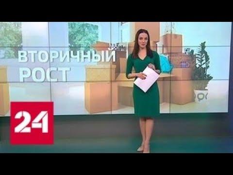 Недвижимость на вторичном рынке: динамика цен в феврале 2019 года - Россия 24